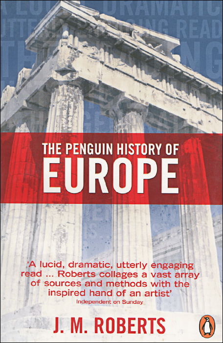 The Penguin History of Europe the identity of the i of the confessions of jeremiah