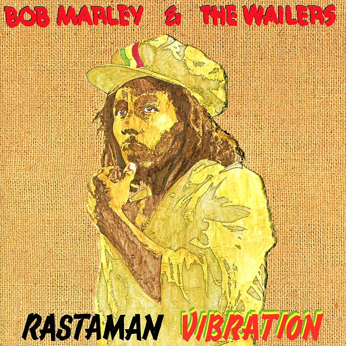 Боб Марли Bob Marley. Rastaman Vibration