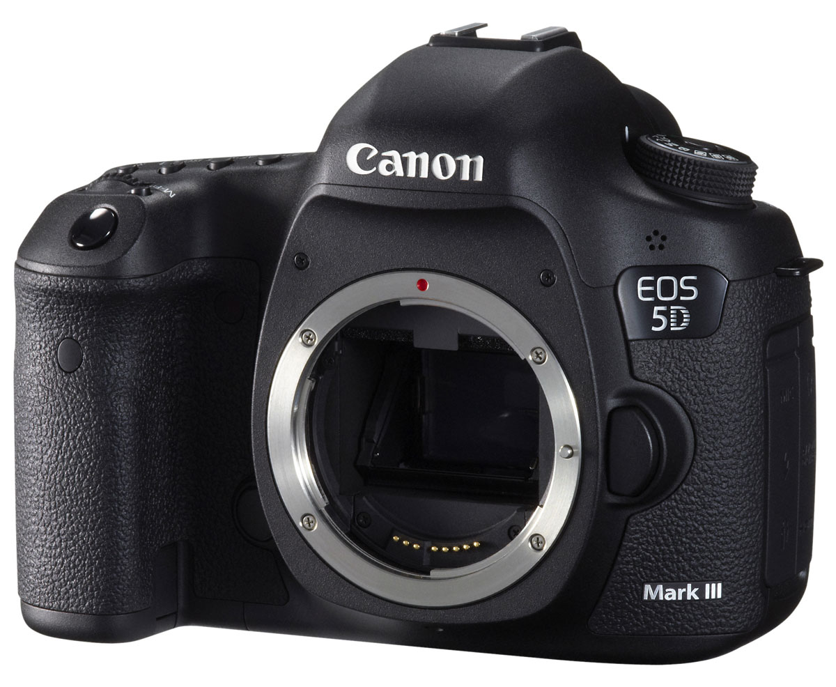 Canon EOS 5D Mark III Body canon eos 5d mark iii