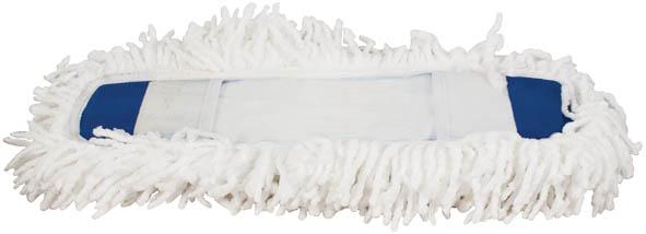 Сменная насадка Флаундер из микрофибры68964Сменная насадка подходит для всех швабр Флаундер.Ворс из микрофибры впитывает большой объем жидкости, справляется с трудными загрязнениями (жир, масло и пр.) без использования моющих средств, не оставляет разводов и ворсинок.Загрязненную насадку из микрофибры рекомендуется стирать в стиральной машине в режиме Деликатные ткани/Синтетика. Характеристики: Материал: микрофибра. Размеры насадки: 40 см х 12 см.