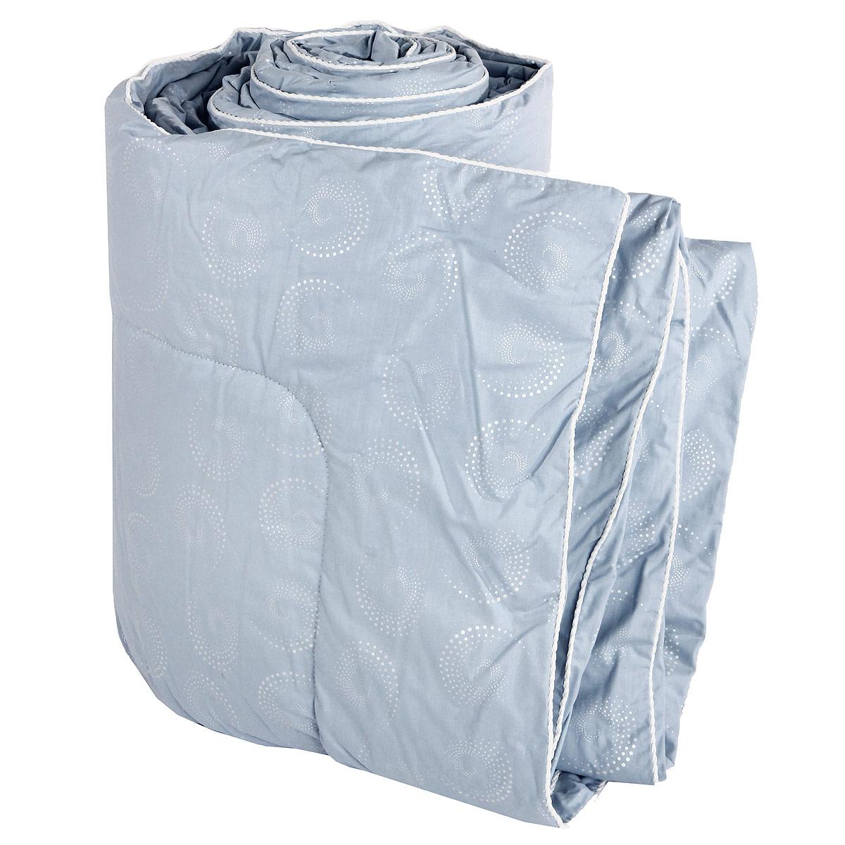 Одеяло Dargez Прима, наполнитель: пух, 200 см х 220 см в ассортименте26340ПОдеяло Dargez Прима представляет собой стеганый чехол из натурального хлопка с пуховым наполнителем. Особенности одеяла Dargez Прима:натуральное и экологически чистое;обладает легкостью и уникальными теплозащитными свойствами;создает оптимальный температурный режим;обладает высокой гигроскопичностью: хорошо впитывает и испаряет влагу;имеет высокою воздухопроницаемостью: позволяет телу дышать;обладает мягкостью и объемом. Одеяло упаковано в прозрачный пластиковый чехол на молнии с ручкой, что является чрезвычайно удобным при переноске. Характеристики: Материал чехла: перкаль набивной пуходержащий (100% хлопок). Наполнитель: пух первой категории. Размер: 200 см х 220 см. Масса наполнителя: 0,9 кг. Артикул: 26340П. Торговый Дом Даргез был образован в 1991 году на базе нескольких компаний, занимавшихся производством и продажей постельных принадлежностей и поставками за рубеж пухоперового сырья. Благодаря опыту, накопленным знаниям, стремлению к инновациям и развитию за 19 лет компания смогла стать крупнейшим производителем домашнего текстиля на территории Российской Федерации.В основу деятельности Торгового Дома Даргез положено стремление предоставить покупателю широкий выбор высококачественных постельных принадлежностей и текстиля для дома, которые способны создавать наилучшие условия для комфортного и, что немаловажно, здорового сна и отдыха.