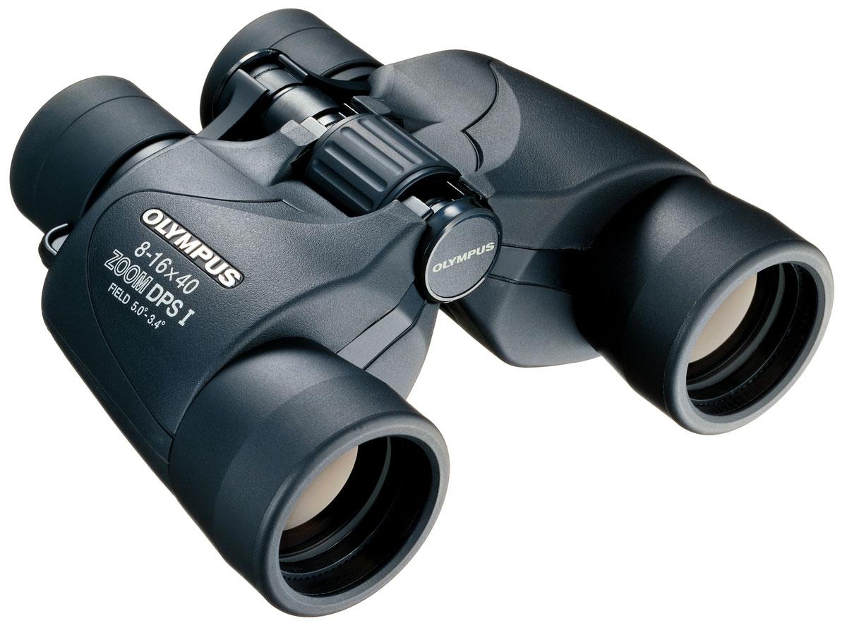 Olympus 8-16x40 Zoom DPS I бинокльN1240582Бинокль Olympus DPS-I Zoom 8-16x40 станет отличным выбором для наблюдения за природой. Корпус с прочным покрытием выдержит любую погоду, а прорезиненное покрытие рукоятки гарантирует, что бинокль не выскользнет у Вас из рук. Мощный зум поможет приблизить наблюдаемый объект, а если не использовать зум, то этот бинокль обеспечивает отличное качество и при плохом освещении. Антибликовое покрытие линз гарантирует высокую яркость и контраст. С этим биноклем Вы отлично подготовлены для наблюдения за природой.Защита от ультрафиолетовых лучейЛинзы с многослойным просветляющим покрытиемУдобный центральный диск для быстрой фокусировкиМаксимальное расстояние от окуляра до глаз: 10-12 ммРасстояние между оптическими осями окуляров: 60-70 ммОднослойное покрытие линз