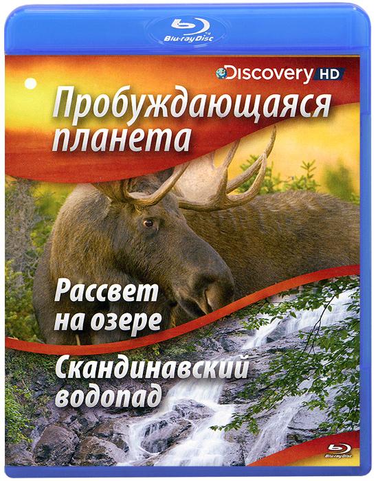 Discovery: Пробуждающаяся планета: Рассвет на озере / Скандинавский водопад (Blu-ray) лазарева и лось в облаке
