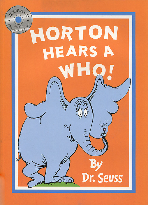 Horton Hears a Who (+ CD-ROM) little books black ant sb with cd rom