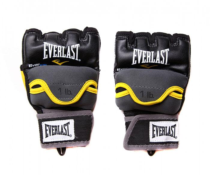 Перчатки гелевые Everlast Weighted Evergel с утяжелителем, 1 кг. Размер L/XL4315SMUТренировочные боксерские перчатки, предназначенные как для работы со снарядами, так и для боя с тенью. Инновационная технология Evergel прекрасно амортизирует удары и защищает суставы пальцев. Обмотки с застежкой на липучке позволяют подогнать перчатки по размеру. Характеристики: Материал: нейлон, неопрен. Размер:S/M. Вес утяжелителей (общий):1 кг. Вес одной перчатки:500 г. Производитель:Китай. Размер упаковки: 23 см х 14 см х 10 см. Артикул:4335GRLXL.