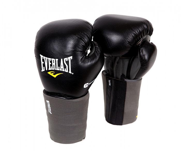 Перчатки Everlast Protex3 , 12 унций, цвет: черный. Размер L/XL ваза mughal l 20 х 20 х 30 см