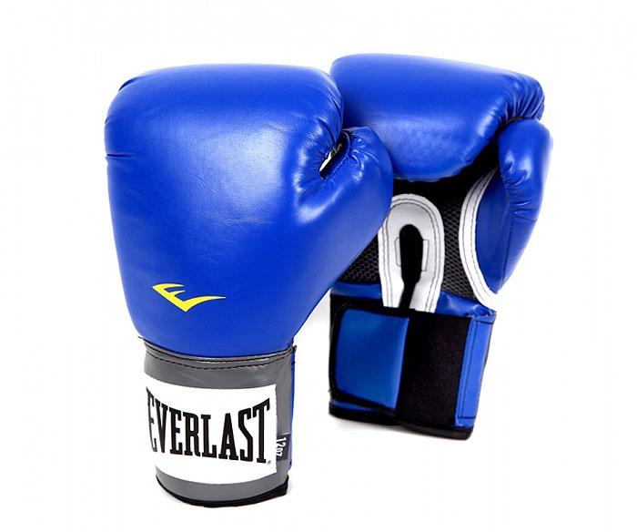 Перчатки тренировочные Everlast Pro Style Anti-MB, 10 унций, цвет: синий2210UТренировочные боксерские Pro Style Training Gloves перчатки. Высококачественный кожезаменитель наряду спревосходным дизайном гарантируют качество, долговечность и функциональность перчаток. Мелкие отверстия по всей площади ладони позволяют коже дышать. Характеристики: Материал:кожезаменитель, полиэстер. Вес:10 унций. Ширина манжеты:9 см. Общая длина перчатки:27 см. Ширина (с учетом большого пальца):16 см. Производитель:Китай. Размер упаковки: 34 см х 17 см х 12 см. Артикул:2210U.