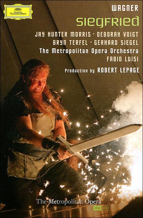 Wagner, Fabio Luisi: Siegfried (2 DVD)