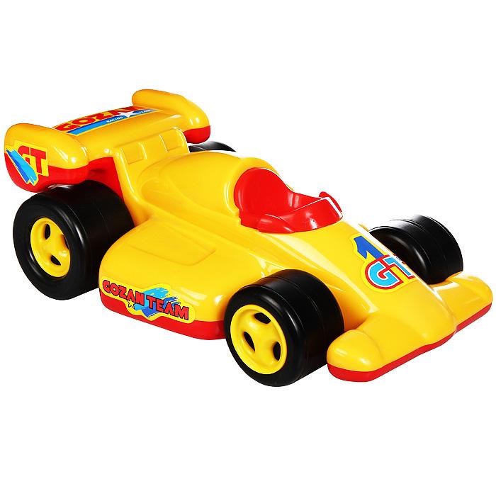 Полесье Машина Формула цвет желтый красный полесье гоночный автомобиль торнадо цвет желтый