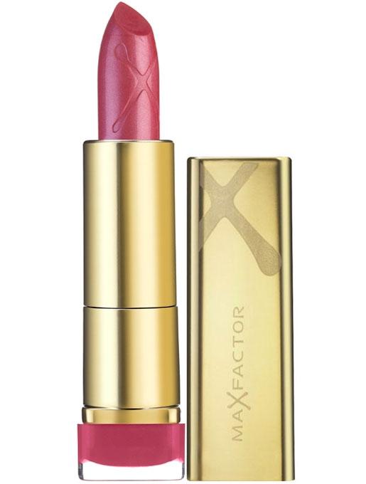 Max Factor Помада для губ Colour Elixir, тон №830 (Dusky Rose), 3,5 г81279043Великолепный цвет в одно мгновение, более гладкие, мягкие губы по сравнению с ненакрашенными губами- такой эффект помады от MaxFactor ColourElixir сохраняется в течение длительного времени. Роскошный и великолепный цвет на гладких, красивых губах! Формула Elixir на 60% состоит из смягчающих кожу компонентов, восстановителей и антиоксидантов, включая витамин E, зрительно преображает губы и делает их мягче всего за 7 дней. После нанесения ColourElixir помада активно увлажняет и смягчает губы. На 60% состоит из смягчающих компонентов, восстановителей и антиоксидантов, включая витамин E. Дерматологически тестировано.Нанеси помаду на кисточку для помады. Накрась с помощью кисточки губы. Промокни губы салфеткой и нанеси еще один слой. Чтобы помада держалась на губах дольше, нанеси между слоями полупрозрачную пудру.Какая губная помада лучше. Статья OZON Гид