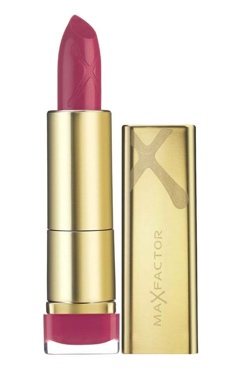 Max Factor Помада для губ Colour Elixir, тон №120 (lcy Rose), 3,5 г81279049Великолепный цвет в одно мгновение, более гладкие, мягкие губы по сравнению с ненакрашенными губами- такой эффект помады от MaxFactor ColourElixir сохраняется в течение длительного времени. Роскошный и великолепный цвет на гладких, красивых губах! Формула Elixir на 60% состоит из смягчающих кожу компонентов, восстановителей и антиоксидантов, включая витамин E, зрительно преображает губы и делает их мягче всего за 7 дней. После нанесения ColourElixir помада активно увлажняет и смягчает губы.На 60% состоит из смягчающих компонентов, восстановителей и антиоксидантов, включая витамин E. Дерматологически тестировано.Нанеси помаду на кисточку для помады. Накрась с помощью кисточки губы. Промокни губы салфеткой и нанеси еще один слой. Чтобы помада держалась на губах дольше, нанеси между слоями полупрозрачную пудру.