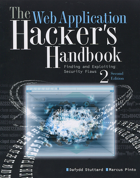 The Web Application: Hacker's Handbook lights and surfaces