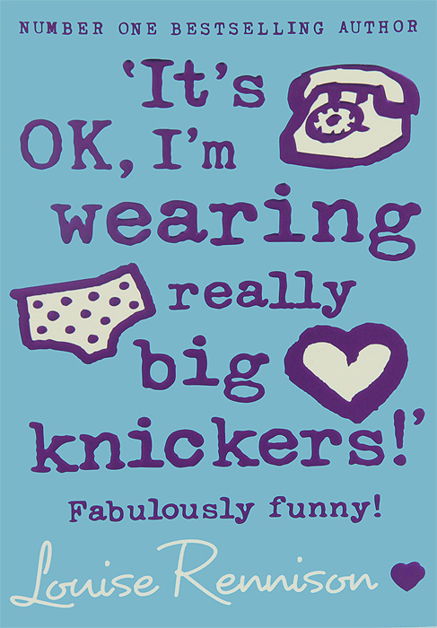 It's OK, I'm Wearing Really Big Knickers! why should i bother to keep fit