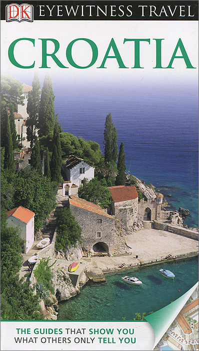 Фото Croatia dk eyewitness top 10 travel guide scotland