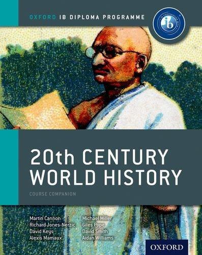 IB 20th Century World History: For the Diploma