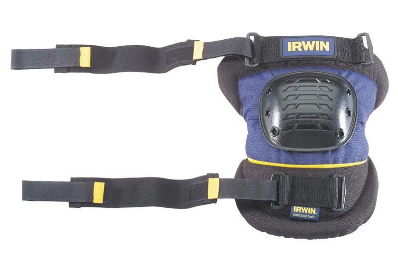 """Наколенники профессиональные, эластичные Irwin """"Swivel-Flex""""с выпуклым дизайном, который защищает и дает меньшее сопротивление. Дает большую маневренность в одежде. Часто приобретается скейтбордистами и роллерами. Характеристики: Материал: полиэстер, резина. Размер наколенника: 25 см х 18 см х 10 см. Размер в упаковке: 18 см х 18 см х 25 см. Комплектация: 2 шт."""