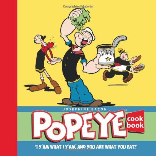 The Popeye Cookbook the dutch oven cookbook