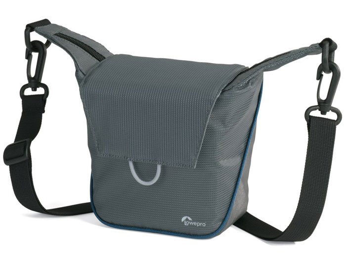 Lowepro Compact Courier 70, Grey сумка для ф/аппаратуры сумка lowepro passport sling iii grey