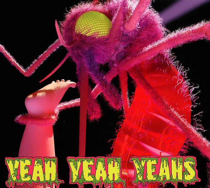 Yeah Yeah Yeahs. Mosquito