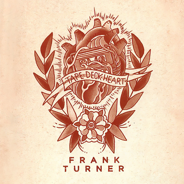 Фрэнк Тернер Холлон Frank Turner. Tape Deck Heart цена 2017