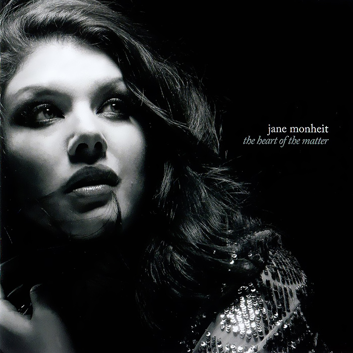 Джейн Монхейт Jane Monheit. The Heart Of The Matter the garment slinky jane