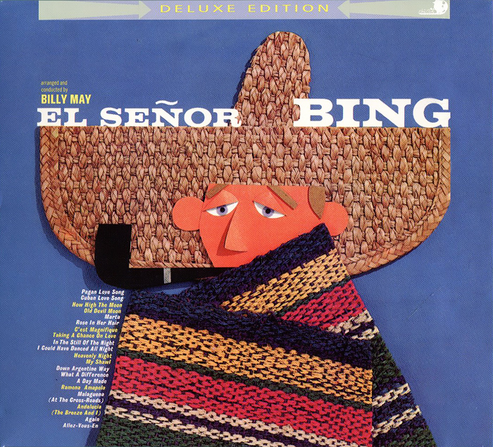 Бинг Кросби Bing Crosby. El Senor Bing jd коллекция lan bing a6 обычные модели дефолт
