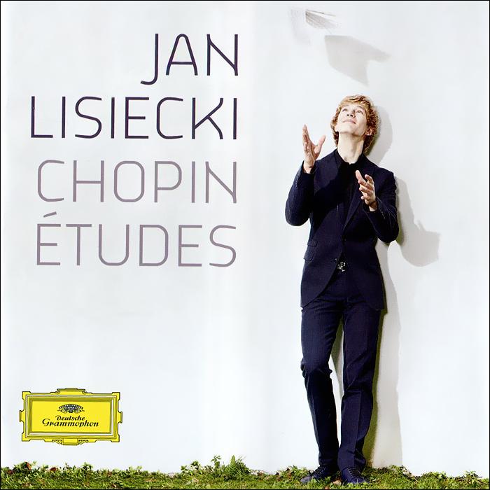 Ян Лисецкий Jan Lisiecki. Chopin. Etudes chopin chopin 24 etudes op 10 25