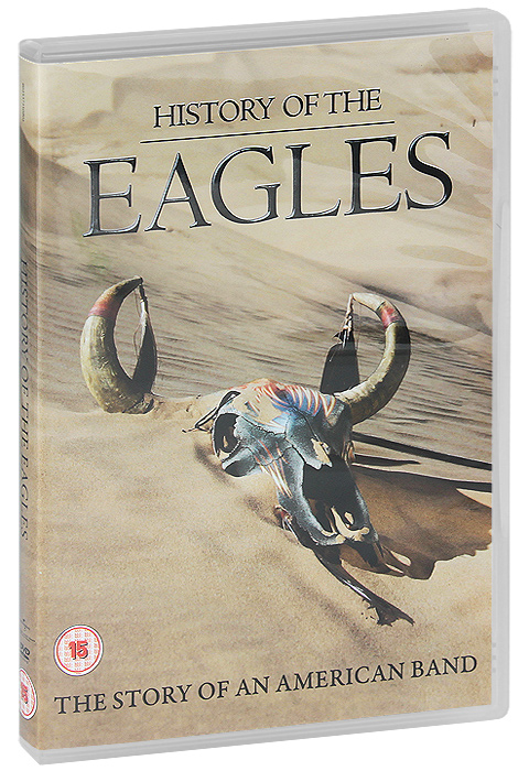 The History Of The Eagles (2 DVD) виниловая пластинка the eagles the long road out of eden