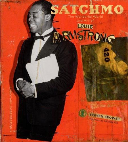Satchmo: The Wonderful World and Art of Louis Armstrong louis armstrong and duke ellington the great reunion lp