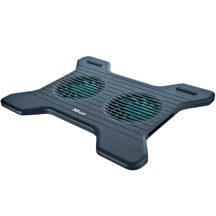 Trust Xstream Breeze Notebook Cooling Stand, Black охлаждающая подставка для ноутбука trust 17805 xstream breeze