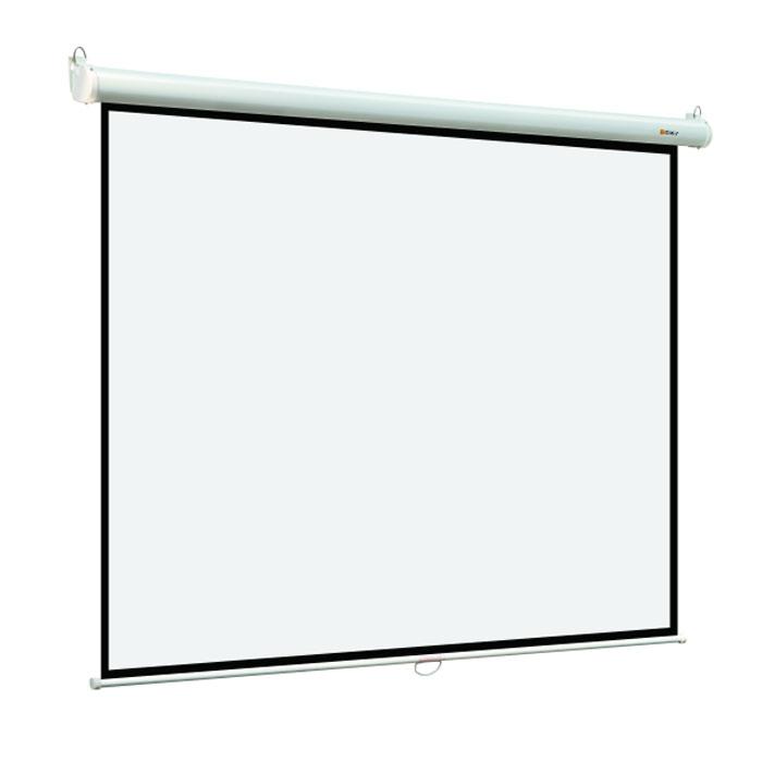 Digis Optimal-B 130х130 см проекционный экран - Проекторы
