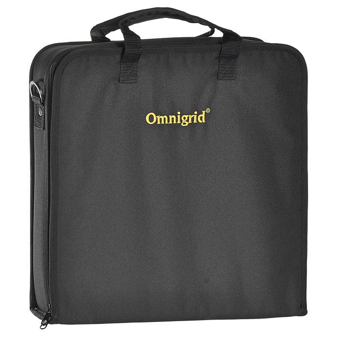 Чемодан для квилтинга Prym, цвет: черный, 34 х 35,5 х 6 см чемодан samsonite orfeo цвет серебристо голубой 72 л cc4 25002