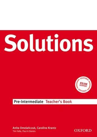 SOLUTIONS PRE-INT    TB год до школы от а до я тетрадь по подготовке к школе