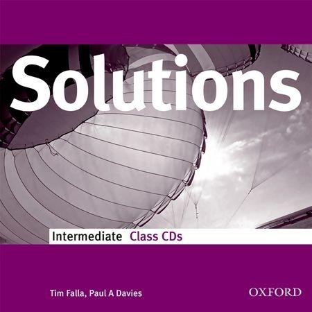 SOLUTIONS INT    CL CD(2) solutions 2ed elem cl cd 3