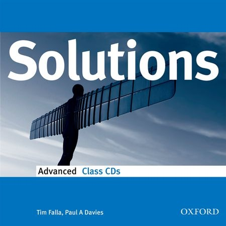 SOLUTIONS ADV  CL CD(2) solutions 2ed elem cl cd 3