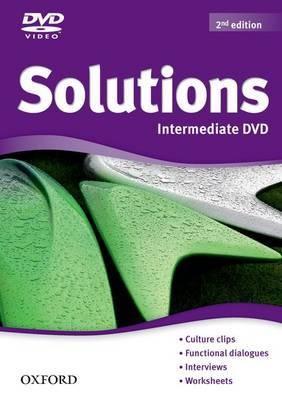SOLUTIONS 2ED INT DVD год до школы от а до я тетрадь по подготовке к школе