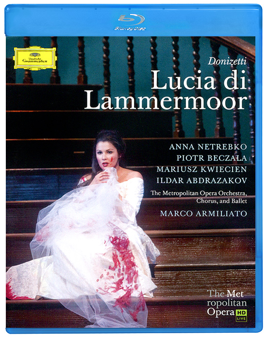 Donizetti: Lucia Di Lammermoor - Armiliato (Blu-ray) jd mcpherson jd mcpherson let the good times roll