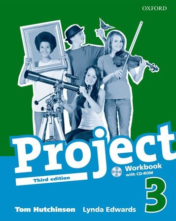 Project 3: Workbook Pack (+ CD-ROM) barraclough c activate b1 workbook with key cd rom pack