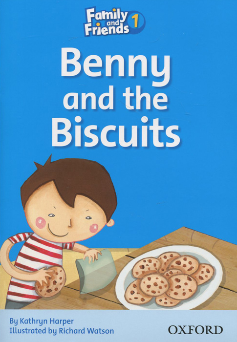 Family and Friends 1: Benny and the Biscuits paclan подносы алюминиевые 35см 3шт