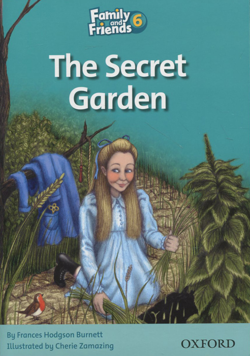 Family and Friends 6: The Secret Garden family matters – secrecy