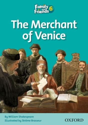 FAMILY & FRIENDS READERS 6D MERCHANT OF the merchant of venice noble potion парфюмерная вода 100 мл