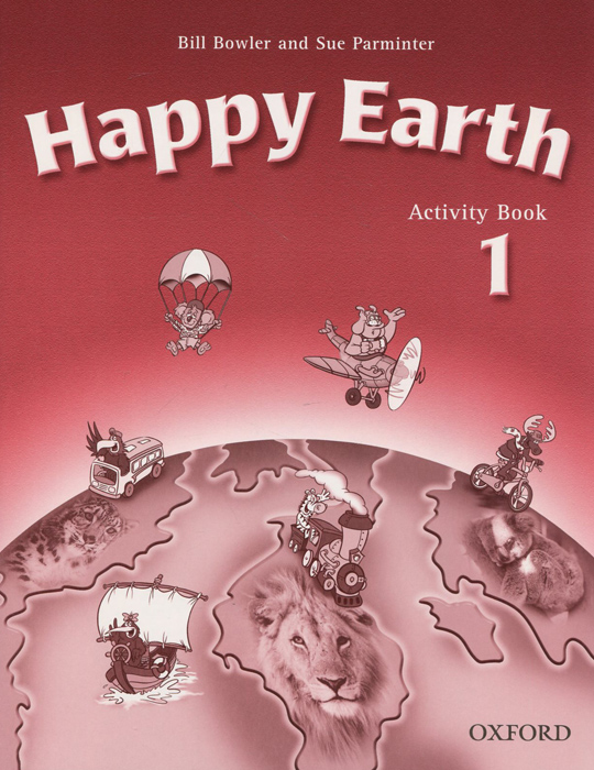 Happy Earth 1: Activity Book happy is the bride