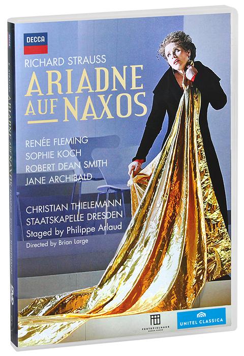 Strauss, Christian Thielemann: Ariadne Auf Naxos the dark tenor bielefeld