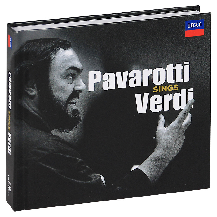 Pavarotti Sings Verdi (3 CD) коляски 3 в 1 verdi vango 3 в 1