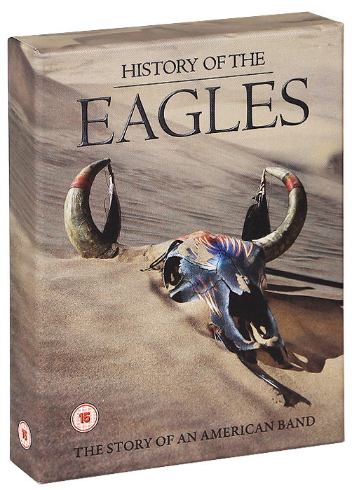 The History Of The Eagles (3 DVD) history of south indian musical forms