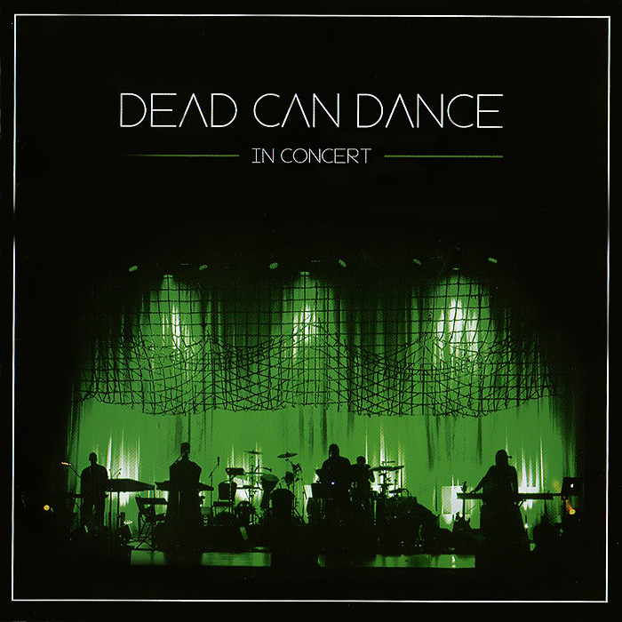 Dead Can Dance Dead Can Dance. In Concert (2 CD) magnum live in concert
