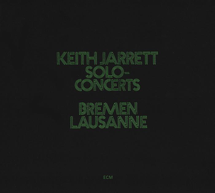 Zakazat.ru Keith Jarrett. Solo Concerts (2 CD)