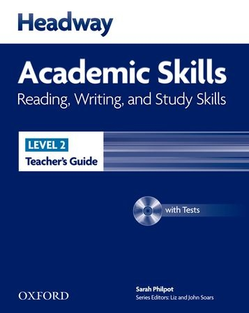 HEADWAY ACAD SKILLS READ&WRIT 2 TG+TEST CD-ROM