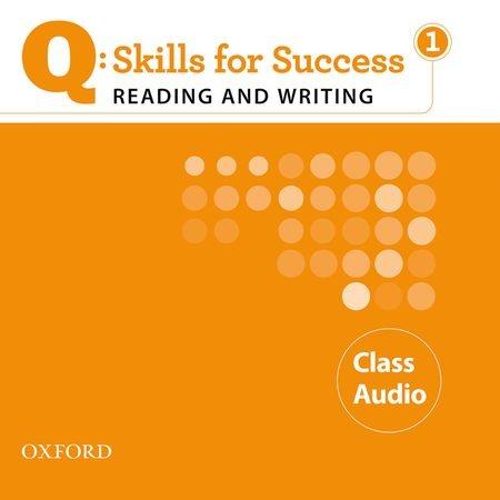 Q SKILLS FOR SUCCESS R&W 1 Cl CD(2) (AM)