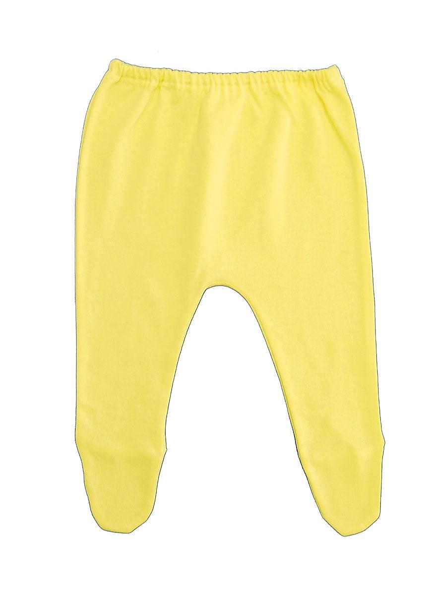 Ползунки Трон-плюс, цвет: желтый. 5223. Размер 74, 9 месяцев комбинезон ползунки боди other 3474 2015 [1 2 ]e
